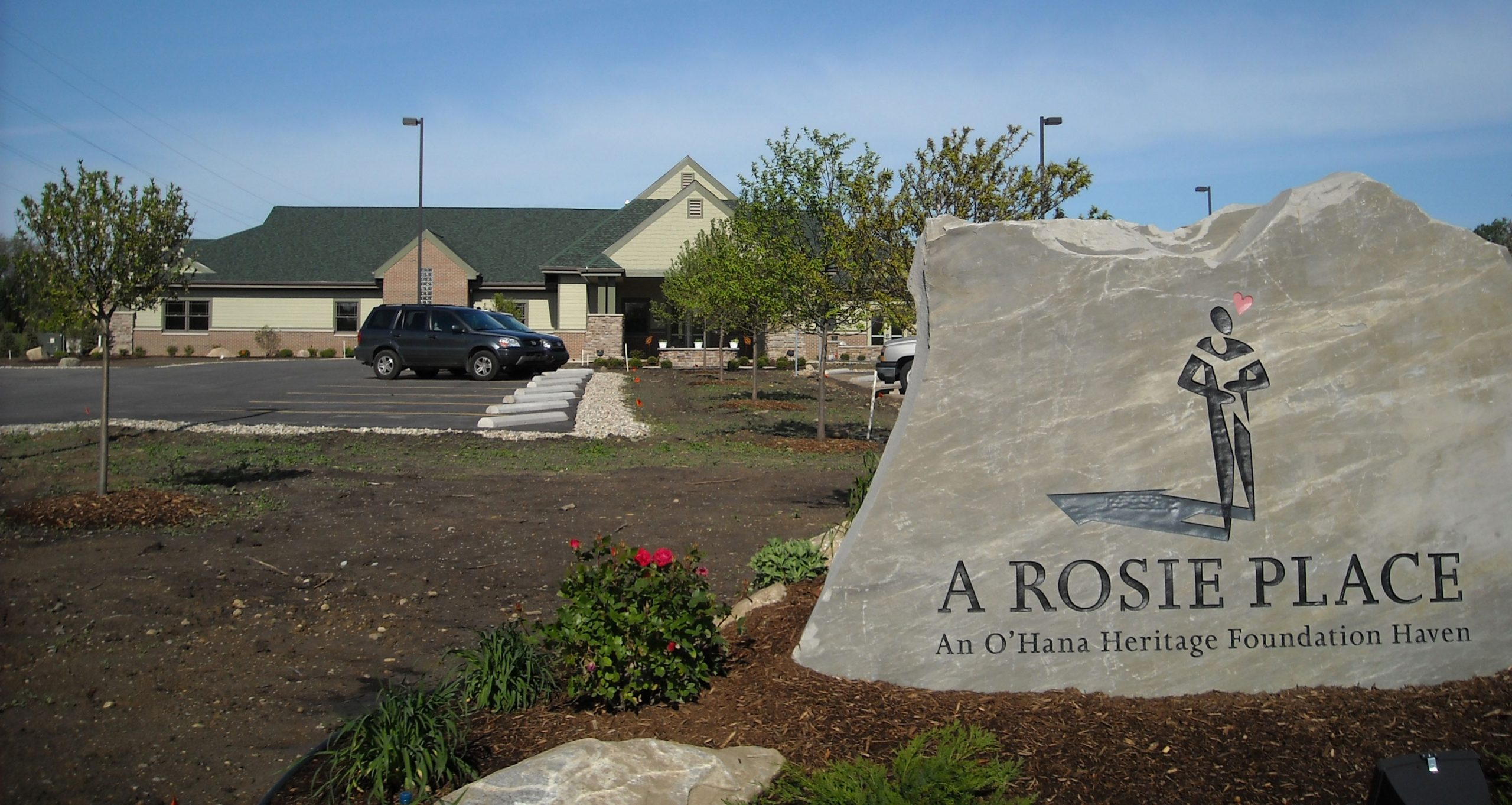 """Featured image for """"A Rosie Place Main Facility"""""""