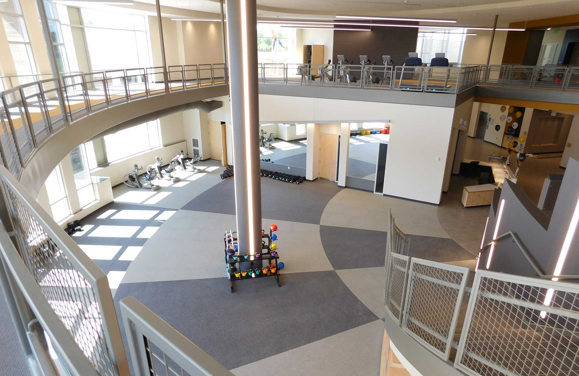 """Featured image for """"Purdue North Central Student Building Flooring"""""""