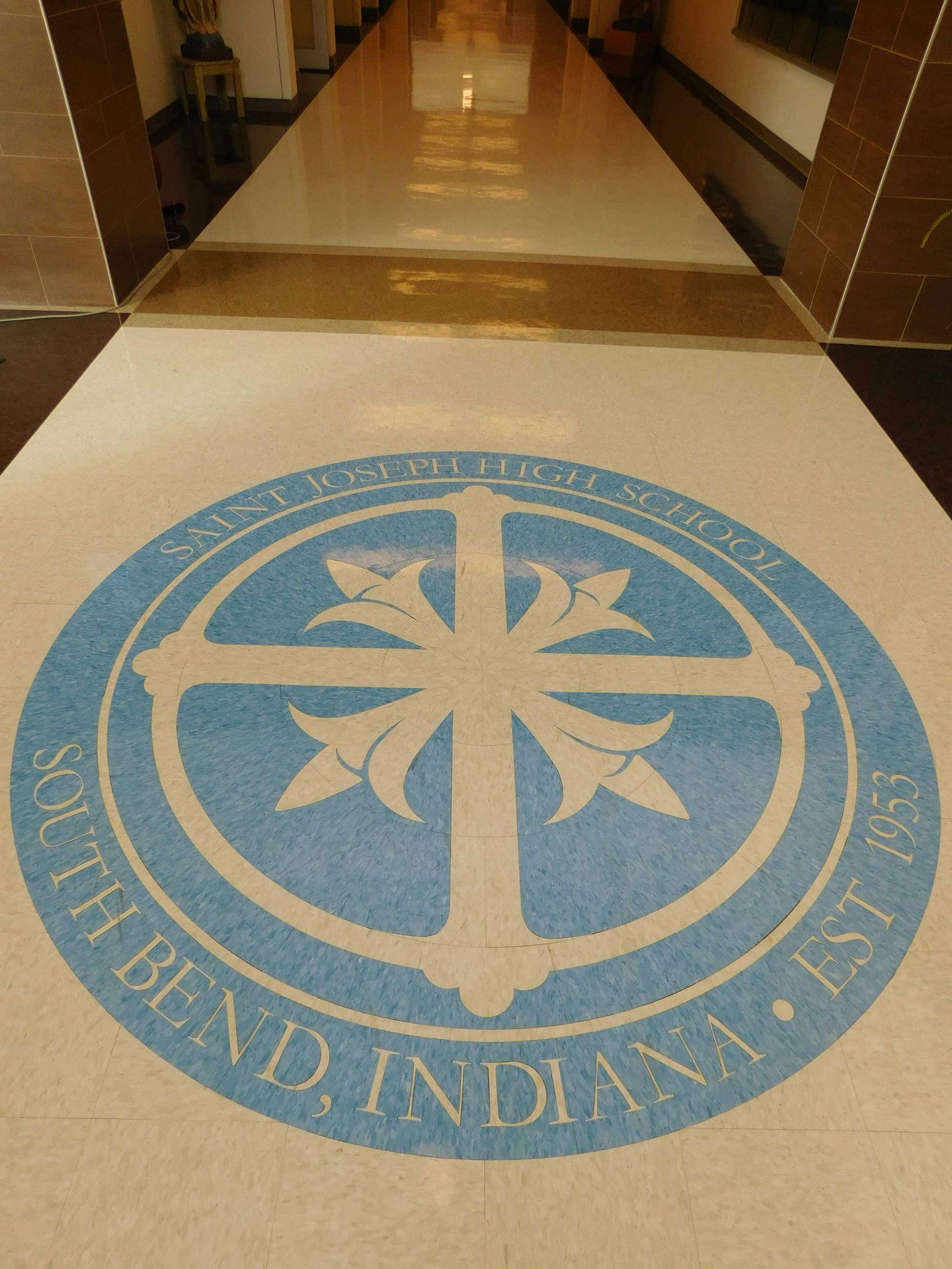 "Featured image for ""St. Joseph High School Flooring"""
